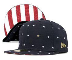 ONSPOTZ ORIGINAL NEWERA 59FIFTY STAR DOTS NAVY [ NEW ERA CAP ]
