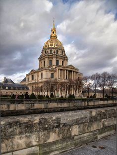 Los Inválidos.  París.