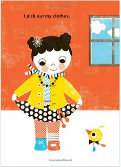 Sunday in color #cute #book #kid