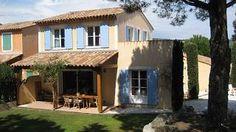 Vakantiehuis Villa Provencales - Sainte-Maxime - Cote d'Azur - VAR Zuid Frankrijk - Zwembad gedeeld