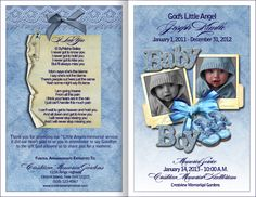 13 Best Funeral Program Templates Images Funeral Program Template