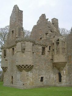 The Earls Palace, Kirkwall, Scotland