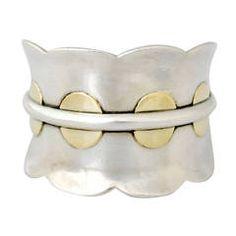 Rare William Spratling Sterling Silver Cuff Bracelet