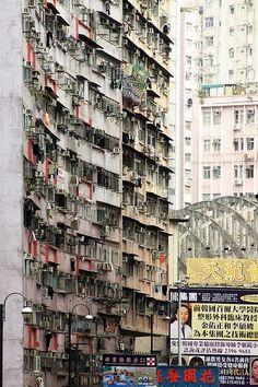 Vertical Slums • Hong Kong