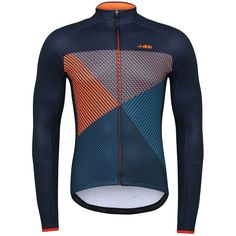 Wiggle | dhb Blok Prism Roubaix Long Sleeve Jersey | Long Sleeve Cycling Jerseys