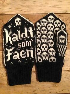 Mittens Pattern, Knit Mittens, Mitten Gloves, Minion Baby, Loom Knitting Patterns, Crochet Clothes, Drink Sleeves, Diy And Crafts, Knit Crochet