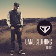 Gang clothing is a luxury streetwear brand. Shop the collection now www.gangclothing.co.uk #gg #gangclothing #streetwear #luxury #brand #logo #doubleg