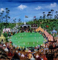 Gregory Irvine, Colonial Cricket Match