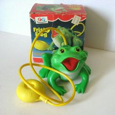 My oldest had this toy in 1979.