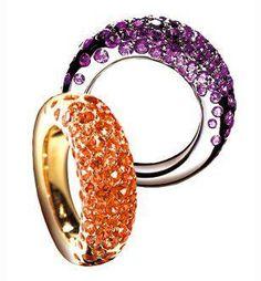 Nuestro top 5 de anillos de boda originales. Descubre estas alianzas de boda distintas a las demás, ¿te atreverías?