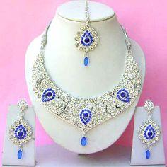 Diamond Bridal Jewelry Set NP-266