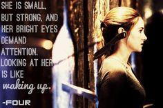 """Quote from """"Free Four"""" Divergent/Insurgent/Allegiant"""