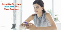 The 5 Biggest Benefits Of Using Bulk SMS For Your Business 1. Open Rates 2. Speed and Flexibility 3. Low Cost and High ROI 4. Highly Targeted 5. Personalisation http://www.mysmsmantra.com/mobile-advertisement.html