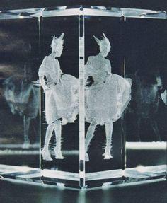 "W Magazine November 2005, ""Altered States""Gemma Ward by Nick Knight"