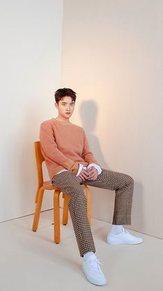 New lock screen exo sehun 18 ideas Kyungsoo, Chanyeol, Kaisoo, Exo Minseok, Exo Ot9, D O Exo, Kim Jongin, Exo Facts, Exo Group