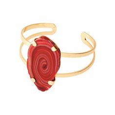 Chicnova Fashion Retro Style Emulational Carnelian Bracelet ($3.55) ❤ liked on Polyvore featuring jewelry, bracelets, chicnova, cowgirl jewelry, bracelet jewelry, retro jewelry, carnelian bracelet and retro bracelet