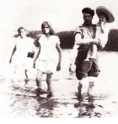 Tatiana, Olga, Nicholas, & Alexei