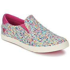 Cool liberty print slip on trainers from Gola @spartoouk