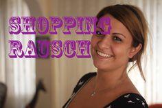 Shopping Rausch: ganz schlimm diesmal