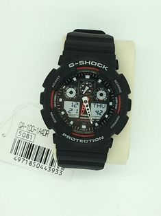 Casio G-Shock Silver Dial Black Resin Strap, Men's Mirror Metallic Watch Watches Usa, Watches For Men, Casio G Shock, Casio Watch, Resin, Store, Silver, Accessories, Black