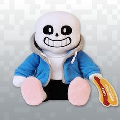 Buy Sans together with Papyrus and get a bonus mini whoopee cushion.it& sans. sans the skeleton. This Sans plush stands 10 inches tall and comes with a couple of extra eyes, for some reason. Undertale Plush, Undertale T Shirt, Undertale Ost, Frisk, How To Draw Sans, Pokemon, Toby Fox, Christmas Wishes, Manga Tutorial