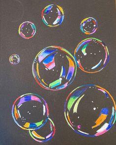 Aquarell Drew bubbles a few months ago heres a second attempt at it. JayMayArtwork Chalk Art Aquarell attempt Bubbles Chalk art projects drew Heres JayMayArtwork months Chalk Drawings, Cool Art Drawings, Pencil Art Drawings, Realistic Drawings, Art Drawings Sketches, Colorful Drawings, Colorful Paintings, Small Canvas Art, Mini Canvas Art