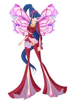 Explore the Winx Club collection - the favourite images chosen by Huntermoon on DeviantArt. Winx Club, Winx Magic, Twilight Equestria Girl, Fire Fairy, Les Winx, Bloom, Club Design, Fire Dragon, Son Luna