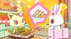 Sango nyan and Ruby lady jewelpet Anime Animals, Anime Characters, Fictional Characters, Cute Anime Character, Magical Girl, Sanrio, Kawaii, Childhood, Family Guy