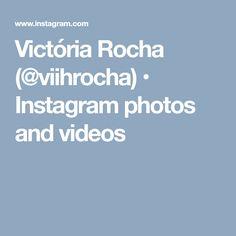 Victória Rocha (@viihrocha) • Instagram photos and videos