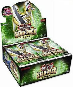 Amazon.com: YuGiOh Star Pack 2013 UNLIMITED EDTION Booster Box [50 Packs]: Toys & Games