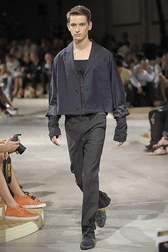 Prada | Spring 2009 Menswear Collection | Style.com