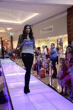 Dundrum Fall for Fashion - Military parade from Bershka