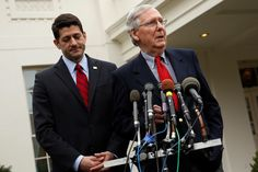 Conservatives rebel on health care, and GOP looks to Trump #Politics #iNewsPhoto