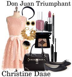 Christine Daae Don Juan Triumphant Inspired