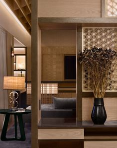 Spa Treatment Room At The Four Seasons Kyoto By Hba Design. | Four ... Modernes Design Spa Hotel