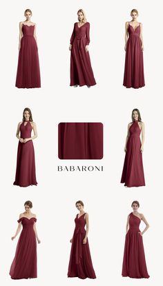 Weekly updated code. Shop with the code EOJL to save your shipping fee. You will look different and special from the crowed. You can make full use of the sash on the waist to create different images. Come and visit babaroni.com, choose from 66+ colors & 500+ styles. #bridesmaiddresses #babaroni #weddinginspiration #beachwedding #weddingdress #weddingflower #weddingshoes #shoes #promdress #promgown #wedding#babaroni #weddingideas #babaroni #bridesmaiddress #2021wedding #weddinginspiration Cheap Bridesmaid Dresses, Prom Dresses, Wedding Dresses, Chiffon Rock Lang, Corsage, Burgundy Color, Dress Collection, Elegant, Wedding Inspiration