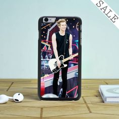 Luke Hemmings 5SOS Guitarist iPhone 6 Plus iPhone 6 Case