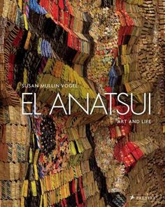 An African artist who has garnered worldwide recognition while based permanently in Nigeria, El Anatsui is best known for shimmering tapestries made from liquor bottle tops, which are part of the perm
