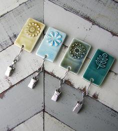 Porcelain Clip Magnet | Home Decor & Lighting | Creative Works | Scoutmob Shoppe | Product Detail