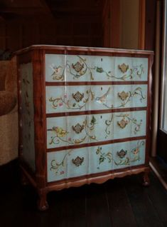 HAND PAINTED FURNITURE - Murals