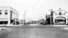 60th and North Avenue. 1932. Scott Greig