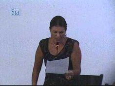 """Palestra Espírita - Maristela Santos - Conhecimento de si mesmo - Abordando a questao 919 de """"O Livro dos Espiritos """"."""