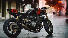 Yamaha XJR 1300 de Dave Zieglmeier Plus