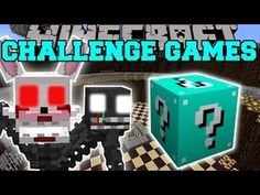 Pat and Jen PopularMMOs Minecraft MANGLE CHALLENGE GAMES - Lucky Block Mod Gaming With Jen - http://www.nopasc.org/pat-and-jen-popularmmos-minecraft-mangle-challenge-games-lucky-block-mod-gaming-with-jen/