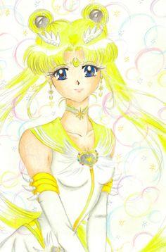 Infinity Sailor Moon by EricaMonster.deviantart.com on @deviantART