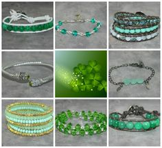 People will be green with envy when they see your petite wrist adorned with a cute green bracelet for St Patrick's Day from Dainty Wrist Jewelry! https://www.daintywristjewelry.com