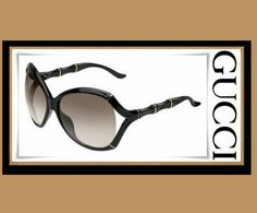 Tips on How to Spot a Fake Gucci Sun Glasses just by looking at it.
