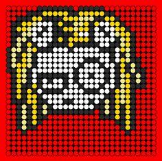 Lenore Perler Bead Pattern / Bead Sprite