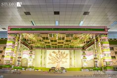 As important as Wedding is, Decors is one of the most important and immediately spotted factor that sets the Wedding on a total mode. While this depends on choosing your theme wisely, without a dou. Wedding Stage Design, Wedding Stage Decorations, Engagement Decorations, Flower Decorations, Chennai, Wedding Scene, Wedding Story, Wedding Flowers, Dream Wedding