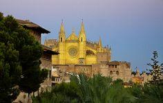 Mallorca  -Catedral Palma de Mallorca